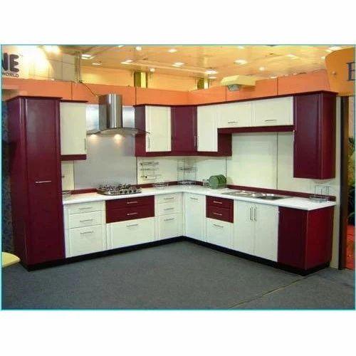 Modern Restaurant Kitchen Cabinet