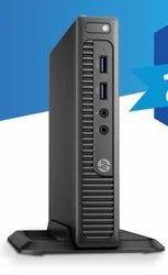 Dual Core 4gb HP 260 G2 Desktop Mini PC