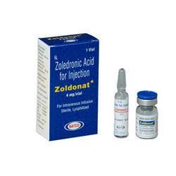 Zoldonat Zoledronic Acid For Injection