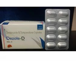 Omeprazole 20mg and Domperidone 10mg Capsules
