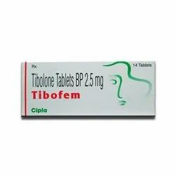 Tibolone Tablets BP 2.5 Mg