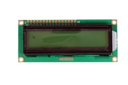 16x2 RG1602 Green LCD Display