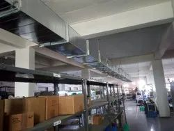 Air Cooling (Evaporative Type -Direct And Indirect) And Ventilation System
