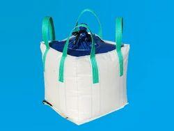 FIBC Circular Bag With Top Filling Spout