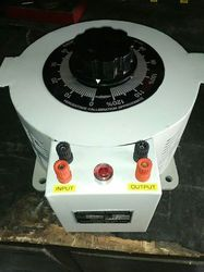 Double Wound Isolated Enclosed Type Variable Autotransformer