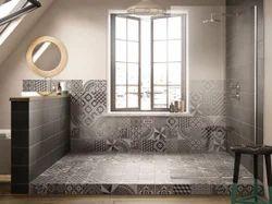 Printed Bathroom Tile