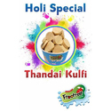 Thandai Kulfi, Packaging Type: Pouch, For Home Purpose