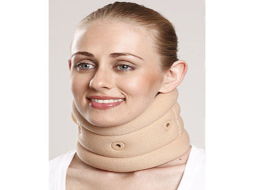 Bold Cervical Collar Foam Neck Brace Support Shoulder Press Relax Ab148