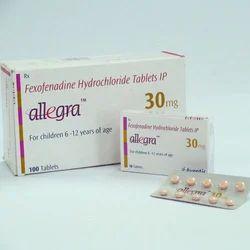 Allegra Fexofenadine Tablet