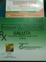 Saluta 1800 Mg Glutathione Injections