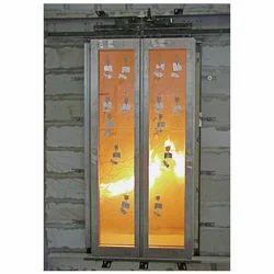 Wittur Glass Elevator Door