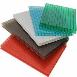 Multicolor Rectangular FRP Sheet