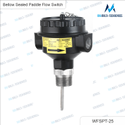 Bellow Sealed Paddle Flow Switch