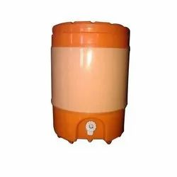 Keten Orange Thermoware Water Jugs, Cold Time: 8 Hours, Capacity: 5-10 L