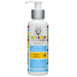 All Over Body Lotion Organic Citrus