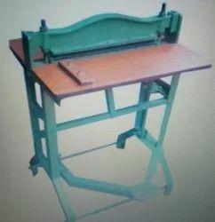 Pedal Spiral Binding Machine, Model Name/Number: A3, Manual