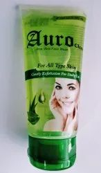 Green Herbal Face Wash