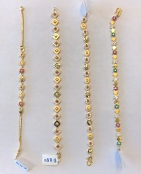 Pure Gold Bracelets 8 Grams Rs 40000