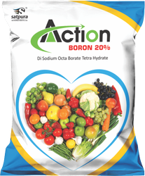 Action Boron 20% Fertilizer