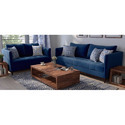 Buyerfox Wooden Designer Sofa Set, Living Room