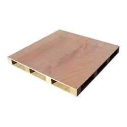 Plywood Pallets, Size: 800 x 1200 - 1300 x 1100 mm, Thickness: 1 inch