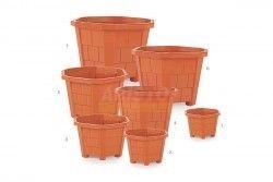 Hexa planter