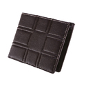 Leatherette Mild BR Lines Gents Wallet