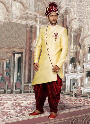 028856ac60 36 And 42 Designer Wedding Wear Sherwani, Rs 10278 /avg.price ...