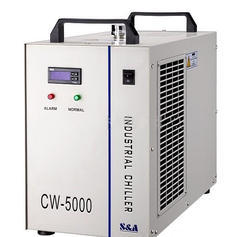 Water Chiller CW5000 for CO2 Laser Machine