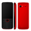 2.8 Inch Red Feature Phone