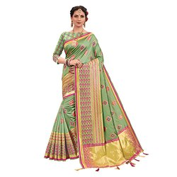 431 Art Silk Saree