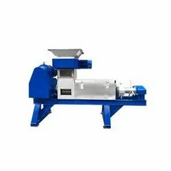 Screw Press Dewatering/Juicing Machine