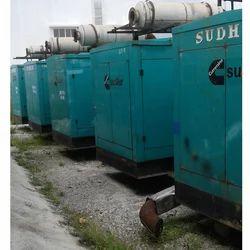 Diesel Generators Rental