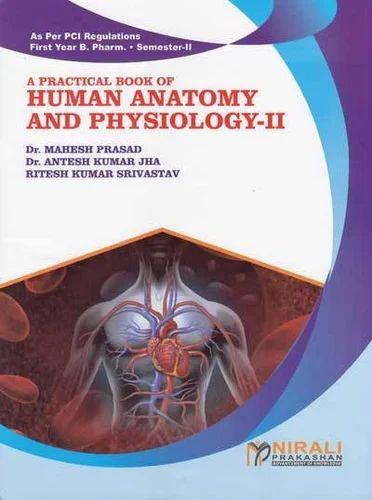 Practical Book Of Human Anatomy and Physiology-II, Abhyas Siddh ...