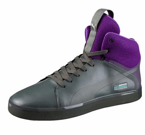 218a677d62f Grey Puma MAMGP Lewis Men  s Motorsport Shoes