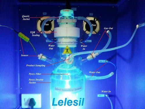 Lab Photochemical Reactor Lelesil Innovative Systems