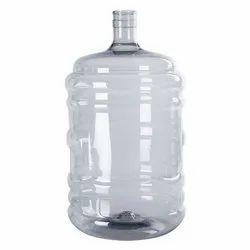 Shreeji Pet Plastic Water Jar, Capacity: 20 Litre, Weight: 710 Gms