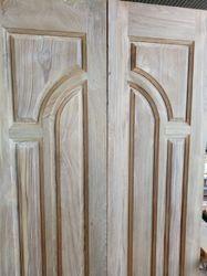 Burma Teak wood Door