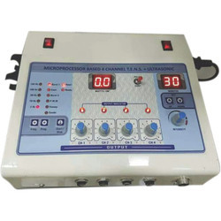 Microprocessor Based 4 Channel TENS Ultrasonic