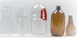 Dishwash bottles
