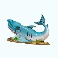Shark Attraction Slide