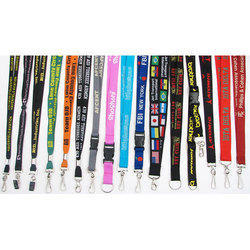 Multicolor Lanyard Printing Service