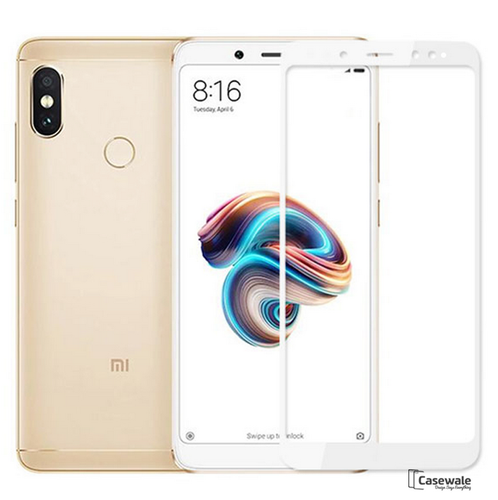 check out d4152 28636 Case Wale Redmi Note 5 Pro Tempered Glass Screen Protector