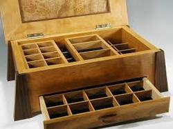 Wooden Jewelry Box in Saharanpur Uttar Pradesh Wood Jewellery Box