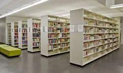 1900 Mm Steel Library Rack