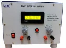 Time Interval Meter mS