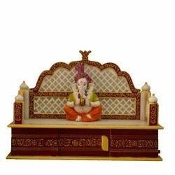 Marble God Singhasan