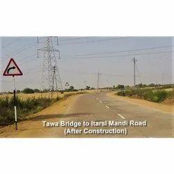 Concrete Road Construction Service, Pan India