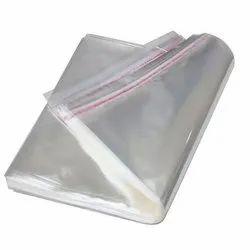 Plain BOPP Garment Bags, For Packing, Capacity: 0.5 Kg