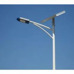 Solar Light Pole